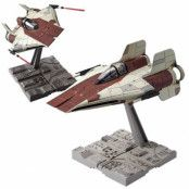 Star Wars - A-Wing Starfighter Model Kit - 1/72