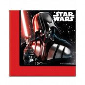 20 stk Servietter 33x33 cm - Star Wars Final Battle