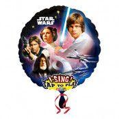 Sing-A-Tune Star Wars Folieballong