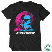 Star Wars - Colorful Trooper Organic Tee, 100% Organic Tee