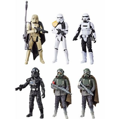 Star Wars Force Link 2.0 - Solo 6-Pack 2018 Exclusive