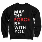 Star Wars - May The Force Be With You Sweatshirt, Sweatshirt