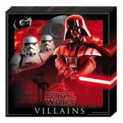 Star Wars Servetter - 20-pack