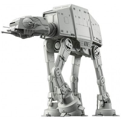 Star Wars - AT-AT Plastic Model Kit - 1/144