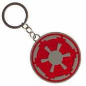 Star Wars - AT-AT Walker Pilot Metal Keychain
