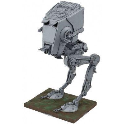 Star Wars - AT-ST Plastic Model Kit - 1/48