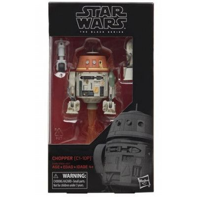 Star Wars Black Series - Chopper