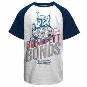 Boba Fett Bonds Baseball T-Shirt, Baseball T-Shirt