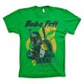Boba Fett - Bounty Hunter T-Shirt, Basic Tee