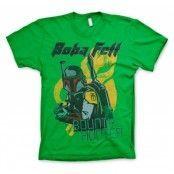 Boba Fett - Bounty Hunter T-Shirt, Basic Tee