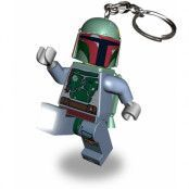 LEGO Star Wars - Boba Fett Mini-Flashlight with Keychain