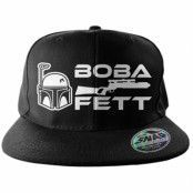 Star Wars - Boba Fett Cap, Adjustable Snapback Cap