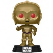 POP! Vinyl Star wars - C-3PO (Red Eyes)