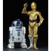 Star Wars - C-3PO & R2-D2 17 2-pack - Artfx+