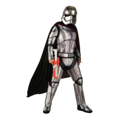 Captain Phasma Deluxe Maskeraddräkt - Standard