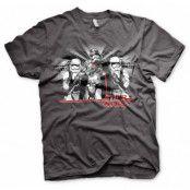 Star Wars Captain Phasma T-shirt, LARGE