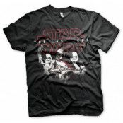 Star Wars The Last Jedi Troopers T-shirt