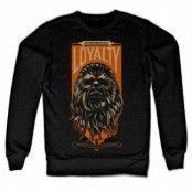Chewbacca Loyalty Sweatshirt, Sweatshirt