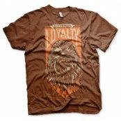 Chewbacca Loyalty T-Shirt, Basic Tee