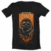 Chewbacca Loyalty Wide Neck Tee, Wide Neck Tee