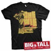 Chewie Mighty Wookiee Big & Tall T-Shirt, T-Shirt