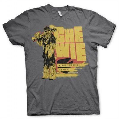 Chewie Mighty Wookiee T-Shirt, Basic Tee