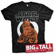 Star Wars Solo - Chewbacca Big & Tall T-Shirt, Big & Tall T-Shirt