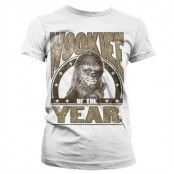 Wookiee Of The Year Girly T-Shirt, T-Shirt