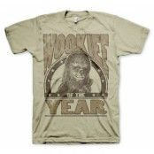 Wookiee Of The Year T-Shirt, T-Shirt