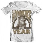 Wookiee Of The Year Wide Neck Tee, Wide Neck T-Shirt