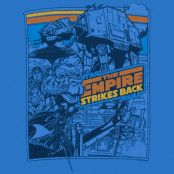 Comic Empire Strikes Back by Junk Food