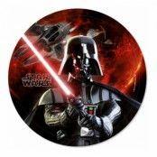 Darth Vader Tallrikar
