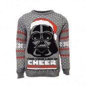 Jultröja Darth Vader Xmas Jumper, XS