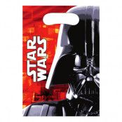 Kalaspåsar Star Wars Darth Vader - 6-pack