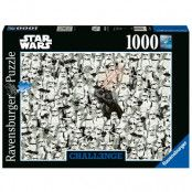 Star Wars - Challenge Jigsaw Puzzle (Darth Vader & Stormtroopers)