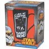 Star Wars Darth Vader Lattemugg