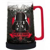 Stor Licensierad Darth Vader Kylmugg