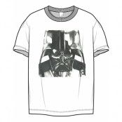 Vit Star Wars Darth Vader Unisex T-shirt