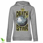 The Death Star Girls Hoodie, Girls Organic Hoodie