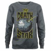 The Death Star Girly Sweatshirt, Girly Sweatshirt