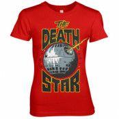 The Death Star Girly Tee, Girly Tee