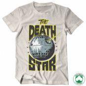 The Death Star Organic T-Shirt, 100% Organic T-Shirt