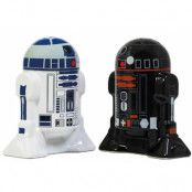 Star Wars - Droids Salt and Pepper Pots