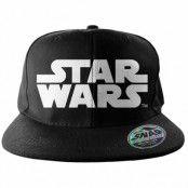 Star Wars Logo Snapback Keps