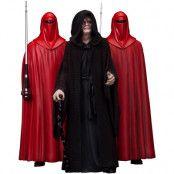 Star Wars - Emperor Palpatine & The Royal Guards - Artfx+