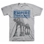 Empire Strikes Back AT-AT T-Shirt, Basic Tee