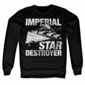 Imperial Star Destroyer Sweatshirt, Sweatshirt