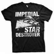 Imperial Star Destroyer T-Shirt, Basic Tee