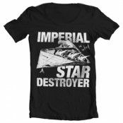 Imperial Star Destroyer Wide Neck Tee, Wide Neck Tee