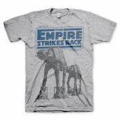 Star Wars Empire Strikes Back AT-AT T-Shirt